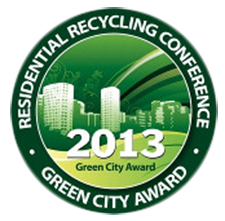 2013 Green City Award