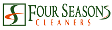 Four Seasons Cleaners logo