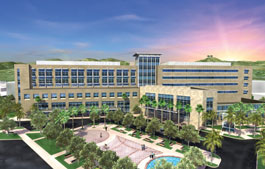 CMH rendering of future hospital
