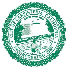 Carpinteria City logo