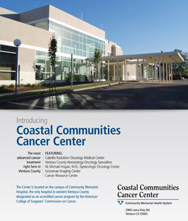 CMHS Coastal Communities Cancer Center