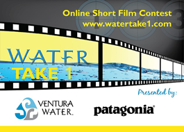 Ventura Water Take 1 postcard