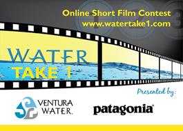 Ventura Water Take 1 postcard