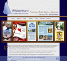 Whisenhunt Communications new website