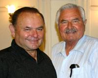 Jim and Ralph Harrison