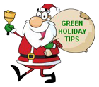 Green tips graphic