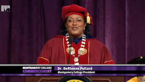 Montgomery College Commencement 2013