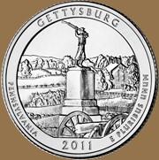 Gettysburg Quarter