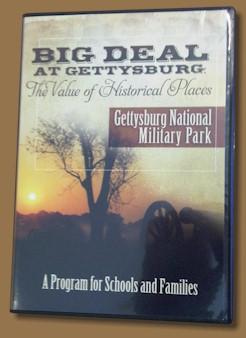 Big Deal at Gettysburg