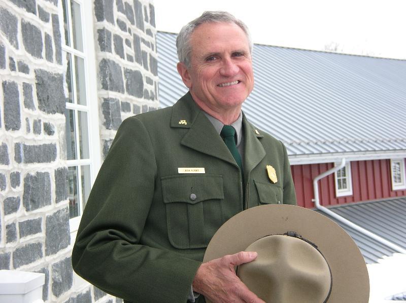 GNMP Superintendent Bob Kirby