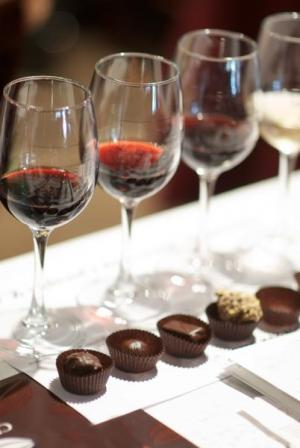 Munson S Wine Chocolate