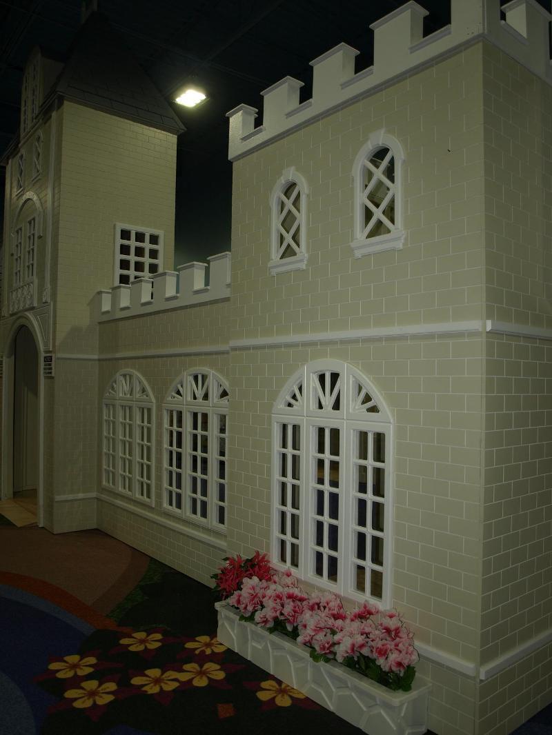 MPL Castle Detail