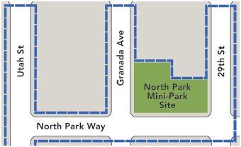 mini-park site