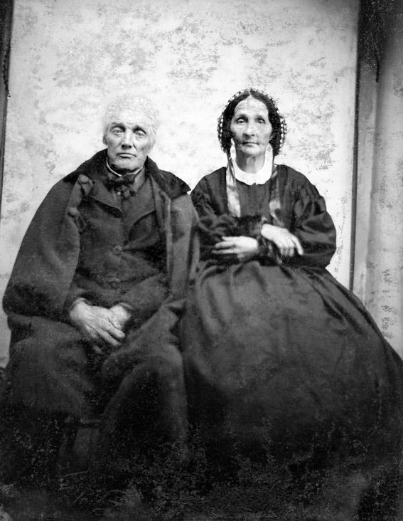 Joseph and Charlotte Hellenbolt Dory