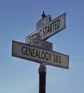Genealogy 101 Getting Started