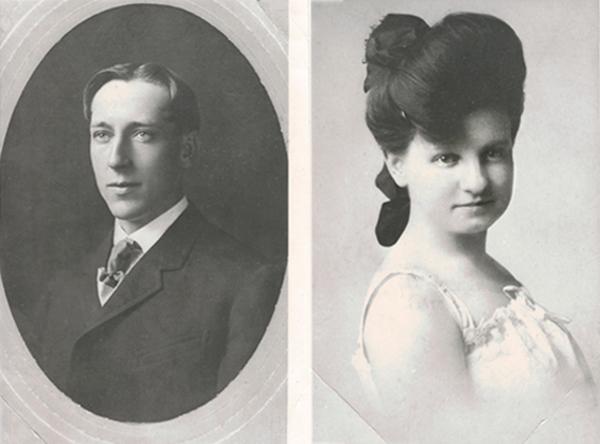 Thomas Lee Rader and Louise Douglas Mackintosh