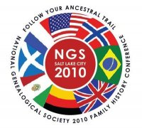NGS 2010 Conference Logo