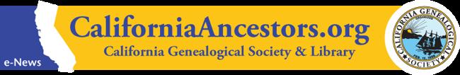 California Ancestors Banner 650