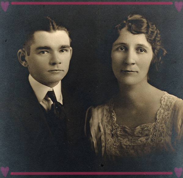 DeWitt Charles Hazelton and Benja Lepley