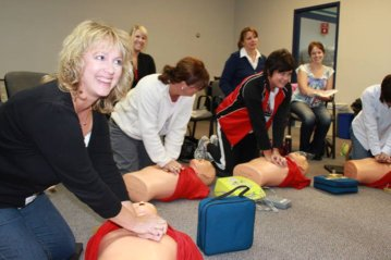 cpr action