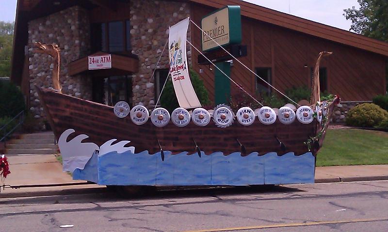 Wendy float