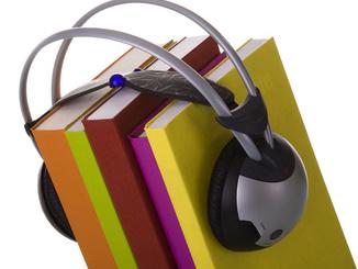 audiobooks art