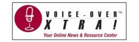 VoiceOverXtra Webinar