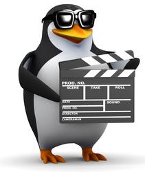 animation penguin