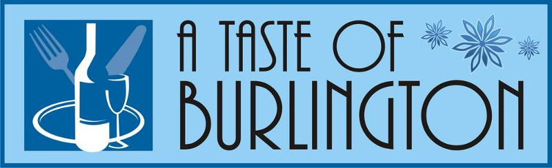 Taste of Burlington Winter Logo