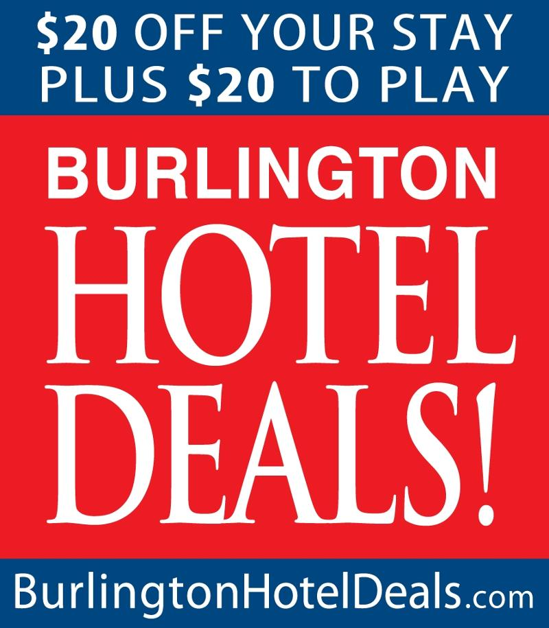Burlington Hotel Deals