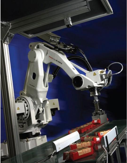 M420iA Food Grade Robot