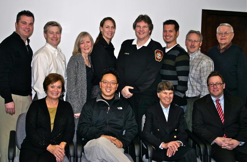 2010-11 AL Board of Directors