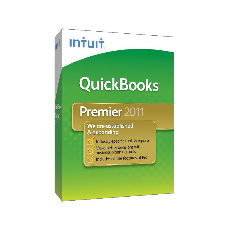 QB Premier 2011 boxshot