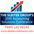 2010 Sleeter Conference