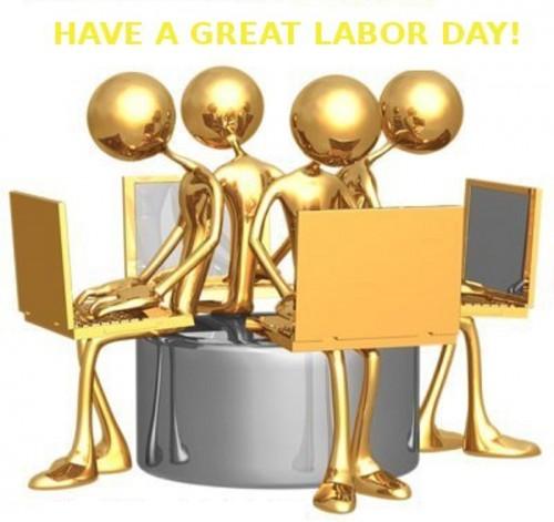 Labor day computer