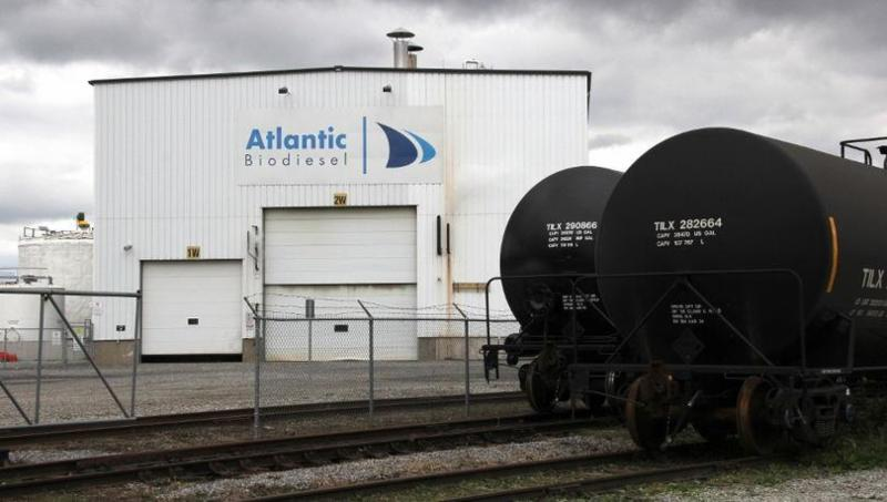 Atlantic Biodiesel plant