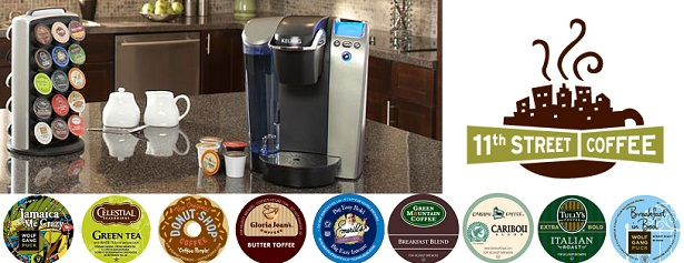 Holiday Keurig K-Cup Clearance! - Hundreds Of Flavors On Sale