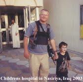 Dave in Iraq