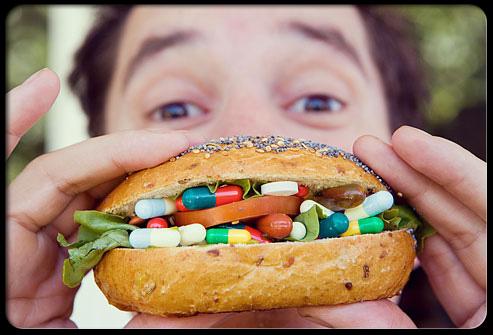 Supplement Sandwich