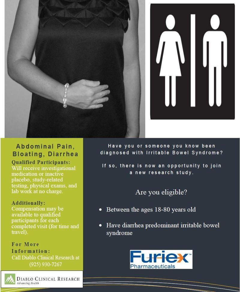 Furiex IBS ad