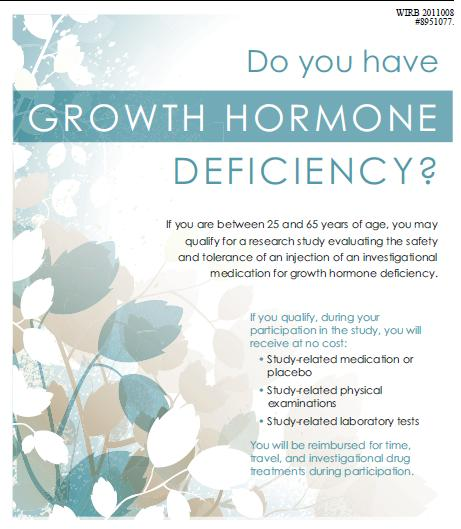 growth hormone ad