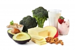 Collection of Calcium Rich Foods