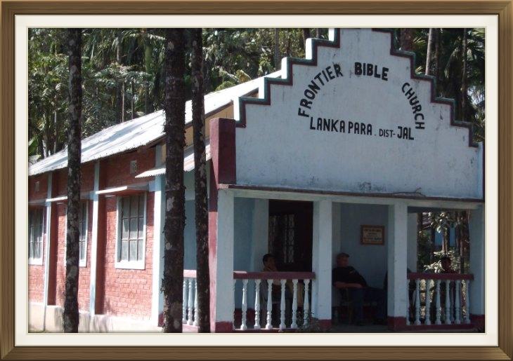 Frontier Bible Church