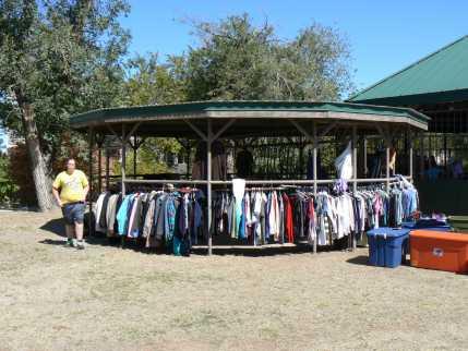 Bridge Park clothing