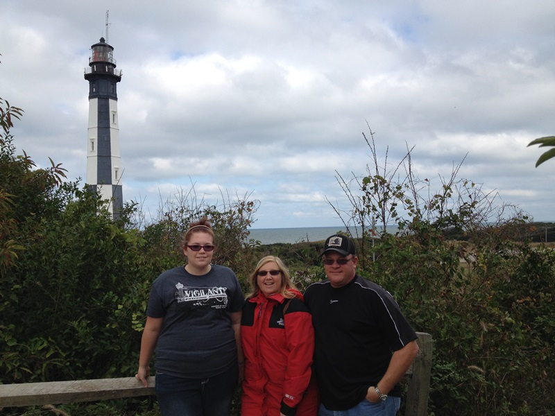 Light House near Virginia Beach