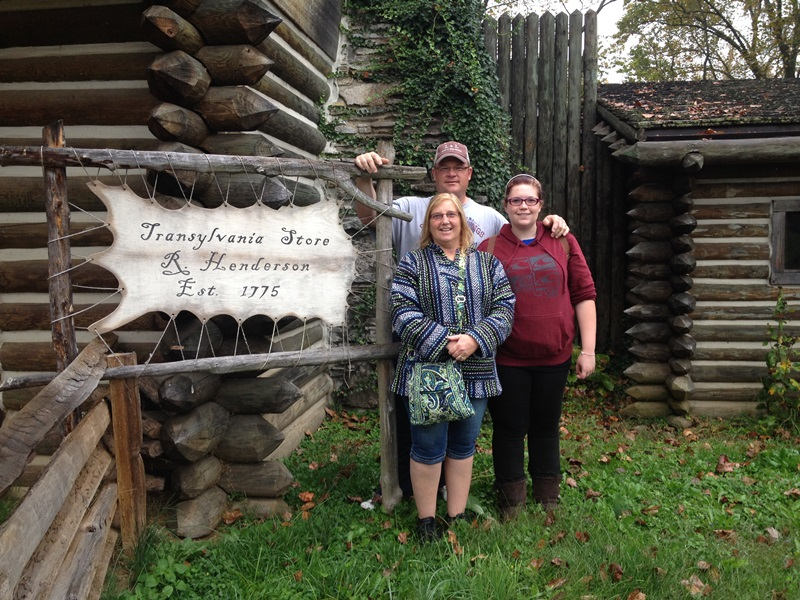 Fort Boonesborough Kentucky
