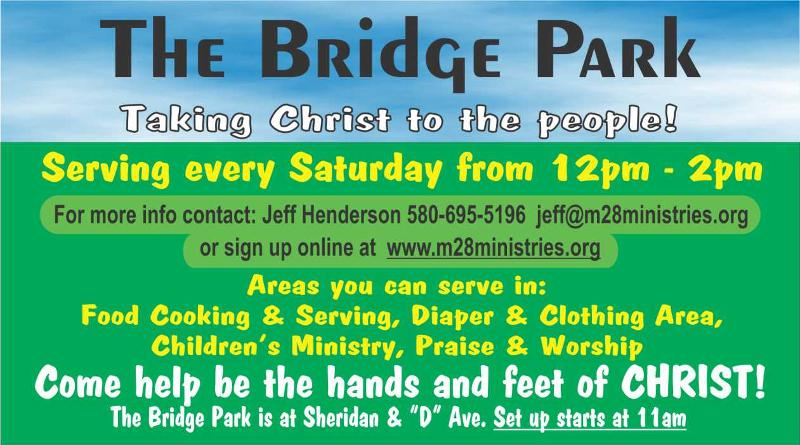 Bridge Park INFO