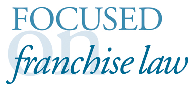 Franchise First and Foremost