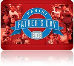 2013 Panini Fathers Day