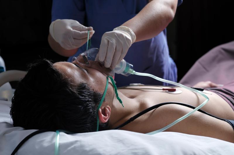 hospital patient - ICU - 2